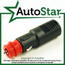 12v Universal Plug DIN Hella Continental & Standard Accessory Socket adaptor 12