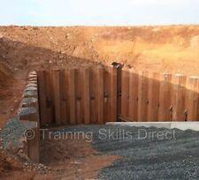 PRM Palancole Pile muri di progettazione geotecnica Training Libro Corso
