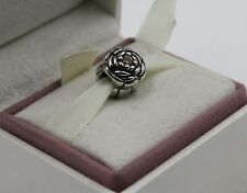 """AUTHENTIC PANDORA """"BLOOMING ROSE, CHAMPAGNE CZ, 790575CCZ  #781"""