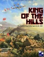 High Flying Dice Wargame King of the Hills - The Battle of Kap-Yong New
