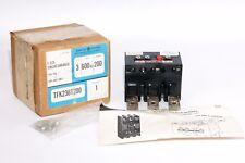 GE TFK236T200  200A, 3P, 600V, Type TFK, Circuit Breaker Trip Unit