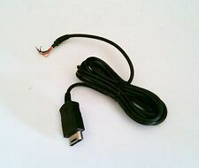 NEW Metal Replacement 9 pin cable to repair the Sega Saturn Joystick Controller