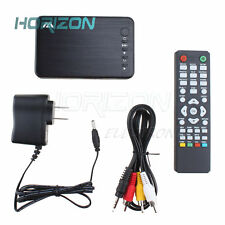 1080P HD HDMI Media Player Support RMVB MKV MMC SD SDHC USB Remote+ Audio Cable
