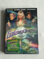 Galaxy Quest - 2000 Widescreen Dvd - Tim Allen, Sigourney Weaver, Alan Rickman