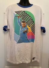 Santino Marella WWE Authentic Wear T-shirt Size 2XL Wrestling Preworn