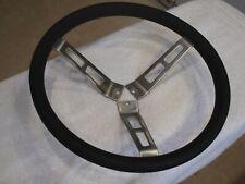Vintage Chrome Hub Steering Wheel Chrysler Boat 1980 Marine