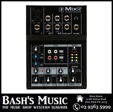 Mackie MIX5 5 Input Compact Mixer