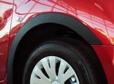 FIAT PANDA Radlauf Zierleisten SCHWARZ Vorne Hinten Kotflügel 4 Stück Bj. 03-12