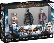 Eaglemoss Hero Collectors - Batman Arkham Asylum - 3 Figurine Box Set