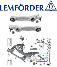 OE BMW 5 SERIES F10 F11 / Front Axle L+R Lower Rear Suspension Control Arms LEMF