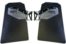 LoneStar Racing LSR Polaris RZR XP Turbo Trailing Arm Mud Flaps Pair