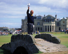 Arnold Palmer Bids Farewell at St Andrews British Open (1995) - 8x10 Color Photo