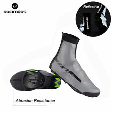 RockBros Cycling Shoes Cover Made With Kevlar Fabric Warm Overshoes Waterproof