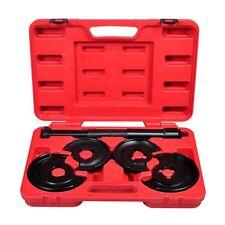 Mercedes Benz 5 pcs Coil Spring Compressor Telescopic Repair Tool Kit Clamps