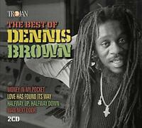 Dennis Brown - Best Of (NEW 2CD)