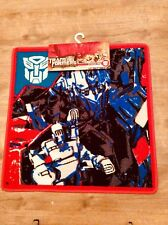 RUG - NEW TRANSFORMERS FLOOR MAT OPTIMUS PRIME AUTOBOT - 67 X 67cm