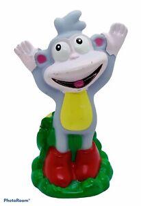 "2004 Viacom ""BOOTS"" Dora the Explorer 2.25"" PVC Figure/Cake Topper/Collectible"