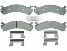 For 2003-2009 Hummer H2 Brake Pad Set Front AC Delco 38756FP 2004 2005 2006 2007
