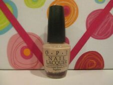 O.P.I. ~ Nail Lacquer ~ Pale To The Chief ~ 0.5 Oz Unboxed