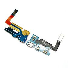 USB MIC CHARGE CHARGING CHARGER FLEX CABLE FOR SAMSUNG GALAXY NOTE 2 N7100 #A168