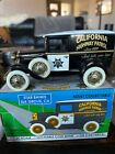 LIBERTY CLASSICS DIE-CAST 1/25 SCALE 1929 Ford Panel CALIFORNIA HIGHWAY PATROL