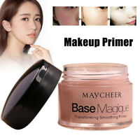 Maquillage Pores Invisible Base de Teint Crème Visage Primer Rides Couverture
