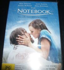 The Notebook (Ryan Gosling Tachel McAdams) (Australia Region 4) DVD – New