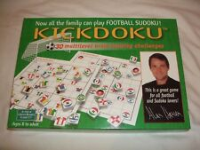 Kickdoku The Football Sudoku Board Game