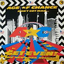 """Age Of Chance(12""""Vinyl)Don't Get Mad...Get Even!-UK-VS  989 13-Virgin-NM/Ex"""