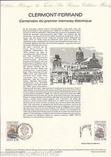 DOCUMENT PHILATÉLIQUE - YT 2608 - 1er JOUR 1989