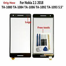 For Nokia 2.1 TA-1080 TA-1084 TA-1086 TA-1092 TA-1093 Outer Glass Touch Screen