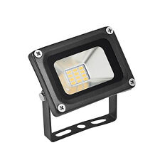 10W LED Flood Light Outdoor Garden Outside Security Wall Lamp 12V Warm White