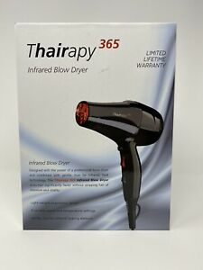 Thairapy 365 Hair infrared Blow Dryer- Open Box