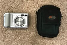 FUJIFILM FINEPIX E550 4X ZOOM 6.3MP DIGITAL CAMERA w/ LowePro Case