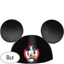 Mickey Mouse And The Roadster Racers Party Hats 8 Pieces