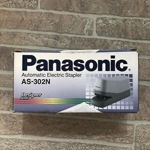 Panasonic AS-302NN heavy duty Electric Stapler TESTED
