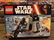 LEGO Star Wars 75132 First Order Battle Pack NISB Stormtrooper New Sealed