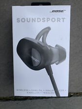 Bose Soundsport Wireless Bluetooth Headphones