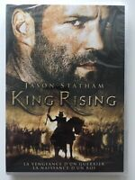 King Rising DVD NEUF SOUS BLISTER Jason Statham