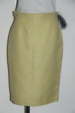 Jupes crayon jaunes pour femme   eBay