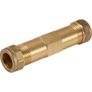 NEW Compression Repair Coupler 15 & 22 mm  95 mm Long