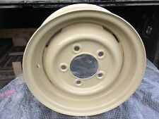 Classic Land Rover Wheel Refurb Series 3 Lightweight SWB County MOD Limestone