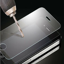 Tempered Glass Scratch Resist Screen Protector Film Guard for Apple iPhone 4S 4