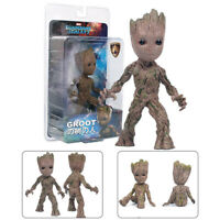 UK Gift Guardians of The Galaxy Vol. 2 Baby Groot Figure Statue Collectable Toy