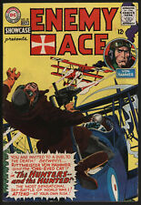 SHOWCASE #58 OCT 1965 2ND ENEMY ACE IN TITLE