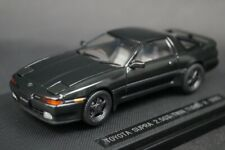 1:43 EBBRO 43774 Toyota Supra 2.5GT Twin Turbo R 1990 Dark Green