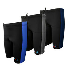 3mm Neoprene Warm Wetsuit Shorts Pants Canoe Kayak Surf Swim Dive S/M/L/XL/XXL