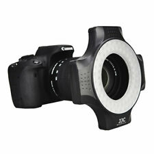 60 LED Macro Photography Ring Light For Canon Sony Nikon T7I 80D A7 D5600 A6500