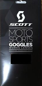 Scott - CLEAR AFC Replacement Works Lens for Prospect Goggle - 248776-102