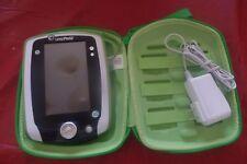 LeapFrog 2 LeapPad Explorer Bundle Charger, Stylus, case  Blue or White Trim